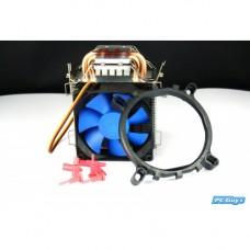 12V chladič CPU tichého ventilátoru chladiče Pro Intel LGA77511561155 AMD 54939940AM2