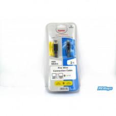 Hama 86458 Firewire 4-pinový až 4pinový 2m připojovací kabel